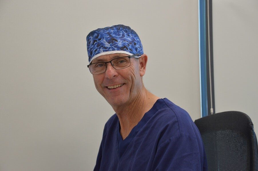 Dr Brian David Whitley